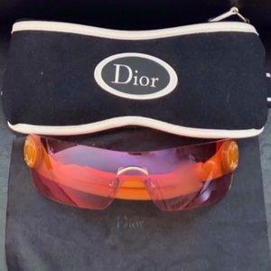 New Dior Sport Sunglasses + Super Cool Case